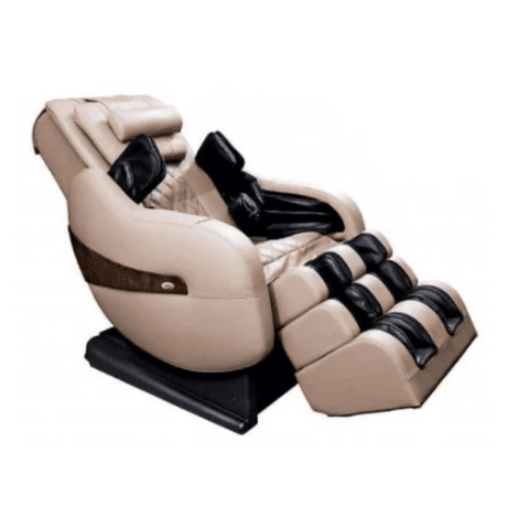 Luraco Massage Chair Cream / Manufacturer's Warranty / Free Curbside Delivery + $0 Luraco Legend PLUS L-Track Massage Chair