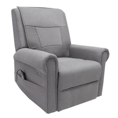 Osaki Lift Chair Gray / FREE 3 Year Limited Warranty / Free Curbside Delivery + $0 Osaki OLT-A Kneading Massage Lift Chair