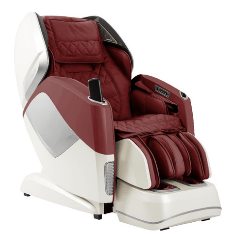 Osaki Massage Chair Burgundy / FREE 3 Year Limited Warranty / FREE Curbside Delivery + $0 Osaki OS-Pro Maestro Massage Chair