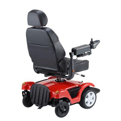 Merits Health P312 Compact FWD/RWD Dualer Power Wheelchair