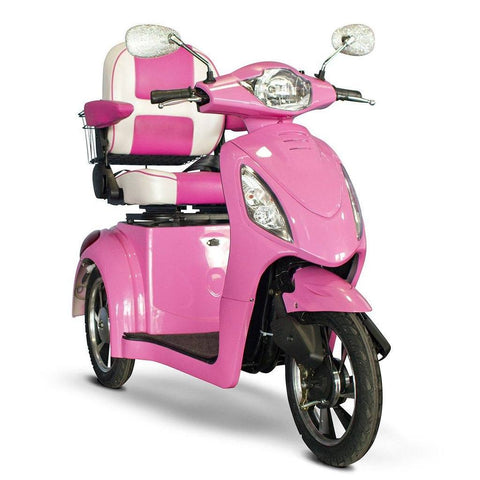Ewheels EW-80 Pretty in Pink Electric Scooter