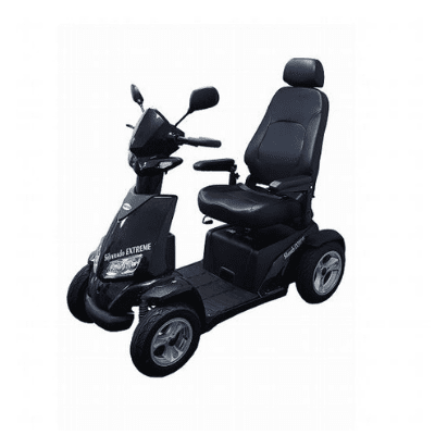 Merits Health S941L Silverado Extreme 4-Wheel Full Suspension Mobility Scooter