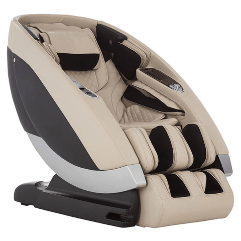 Human Touch Massage Chair Cream / FREE 5 Year Extended Warranty ($239 value) / Free White Glove Delivery ($450 Value) Human Touch Super Novo Massage Chair