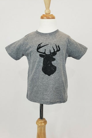 Deer Head T-Shirt