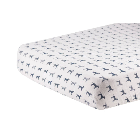 Newcastle Classics - Dalmatian Crib Sheet
