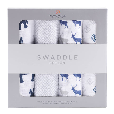 Newcastle Classics - In The Wild Swaddle 4-Pack