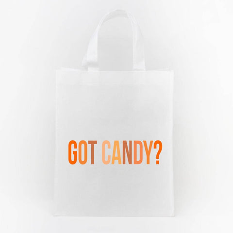 Halloween Candy Bag-Got Candy?
