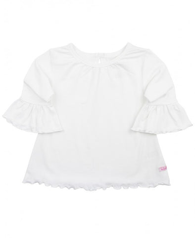 White Belle Top