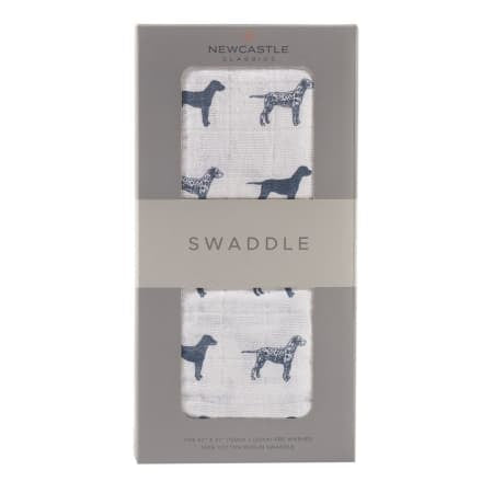 Dalmation Swaddle