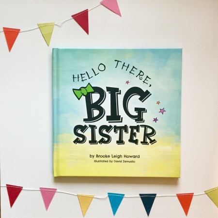 Hello There, Big Sister! Book