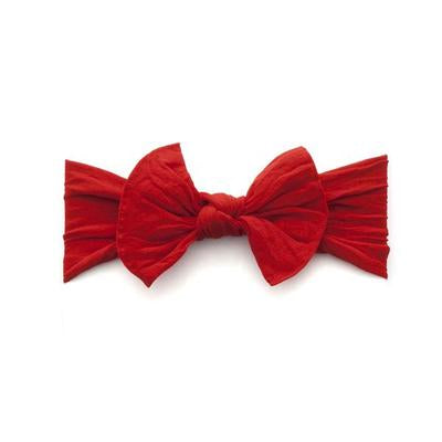 Knot bow-Cherry