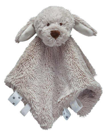 STORKI - STORKI Security Blanket with Pacifier Holder