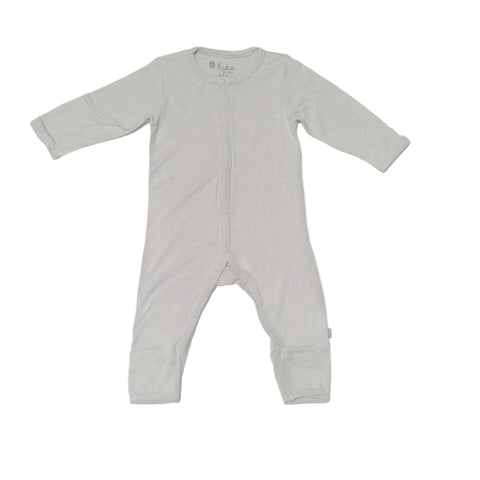 Kyte BABY - Solid Romper - Storm (ST)