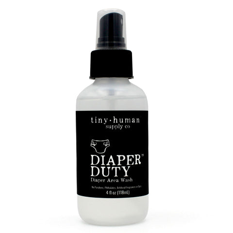 Tiny Human Supply Co. - Diaper Duty™  Diaper Area Wash