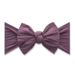 Knot bow-Lilac