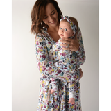 Gigi and Max - Annie Floral Mommy Robe