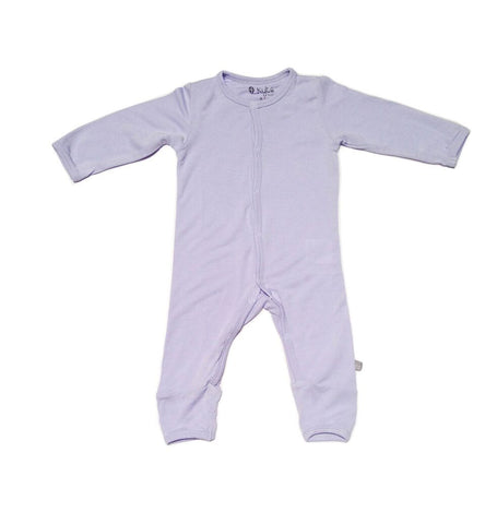 Kyte BABY - Solid Romper - Lilac (LL)