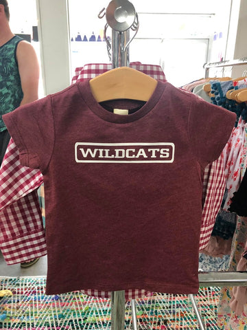 Woodland Wildcats T-Shirt