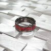 R1 – Sterling Silver Forever Love Wedding Band