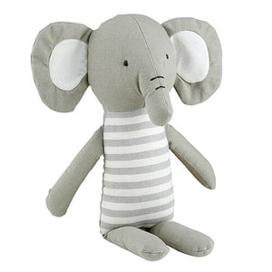 Striped Elephant Doll
