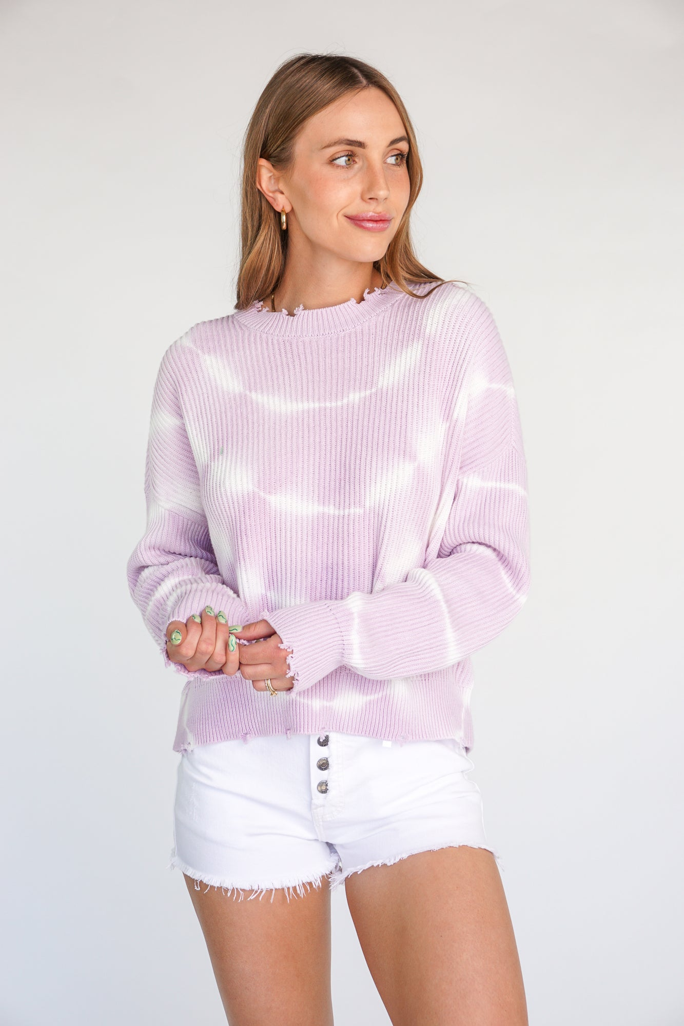 Eva Crop Sweater