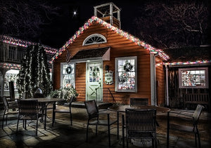 Outdoor Christmas Light Ideas to Get Your Creative Juices Flowing | All For Xmas