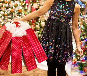 "Are Ugly Christmas Leggings More ""too much"" or too-much fun?"