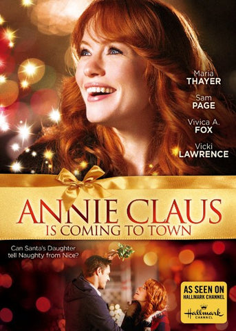 annie claus is coming to town movie
