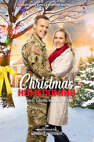 christmas homecoming - movie