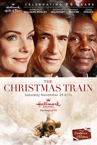 the christmas train movie