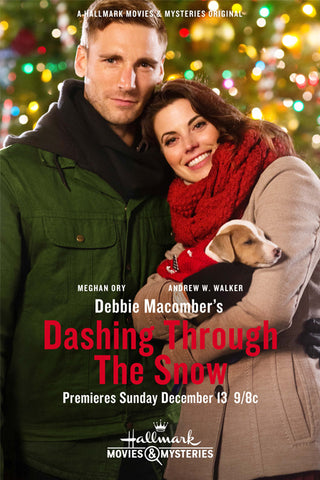 debbie macomber's dashing through the snow movie
