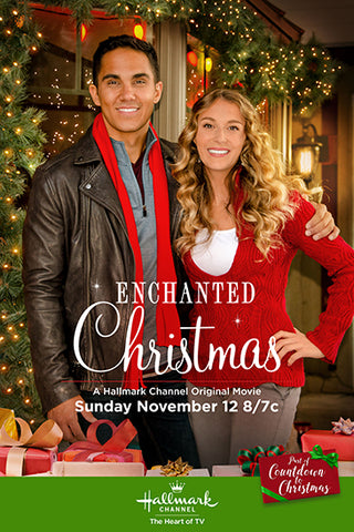 enchanted christmas - movie