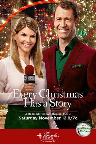 every christmas has a story - movie