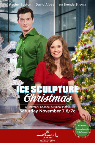 ice sculpture christmas movie