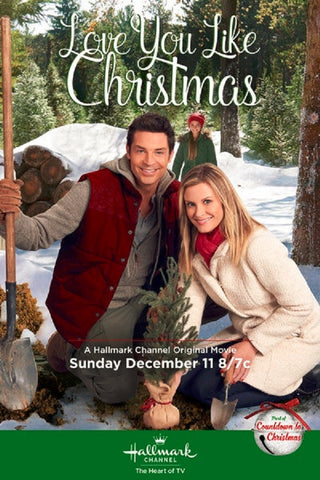 love you like christmas - movie