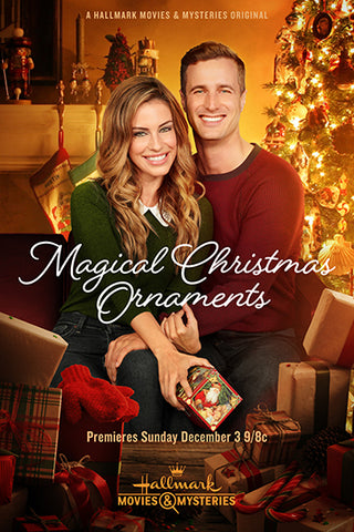 magical christmas ornaments movie