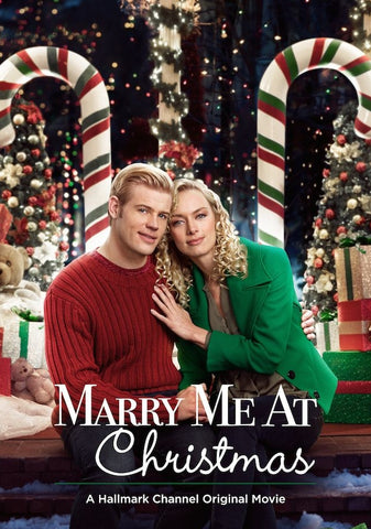 marry me at christmas - movie