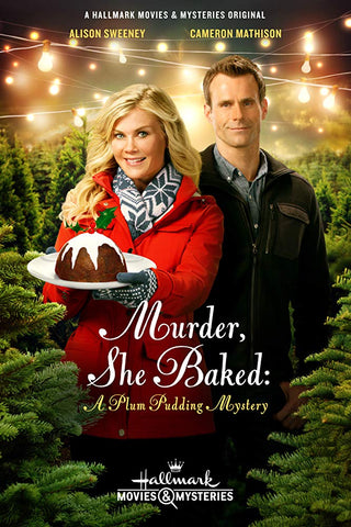 murder she baked: plum pudding mystery movie