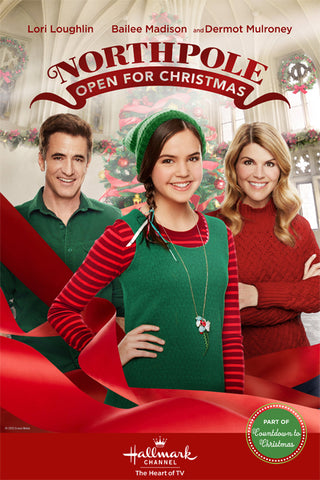 northpole: open for christmas movie