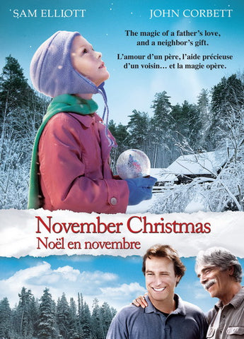 november christmas movie