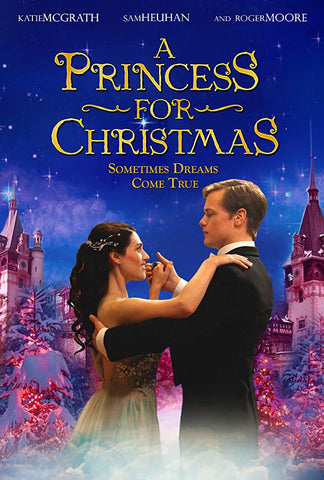 princess for christmas movie