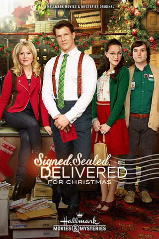 signed sealed delivered for christmas movie