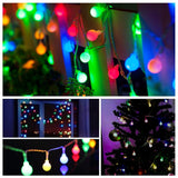 LED string lights Balls | Christmas Lighting | All For Xmas