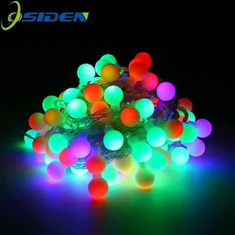 LED string lights Balls | Christmas Lighting | All For Xmas - All For Xmas