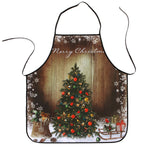 Christmas Tree Gifts Cooking Apron | Kitchen Decor | All For Xmas