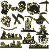 Halloween Series Metal Cutting Dies | DIY Scrapbooking | All For Xmas