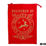 Santa Claus Sacks Large | Christmas Accessories | All For Xmas