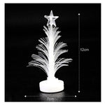 Table Christmas Tree Changing Color Light | Holiday Lighting | All For Xmas