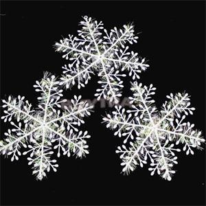 30pcs Snowflakes Christmas Ornament | Home Decor | All For Xmas - All For Xmas