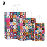 40pcs Christmas Small Paper Gift Bags | Gift Decor | All For Xmas